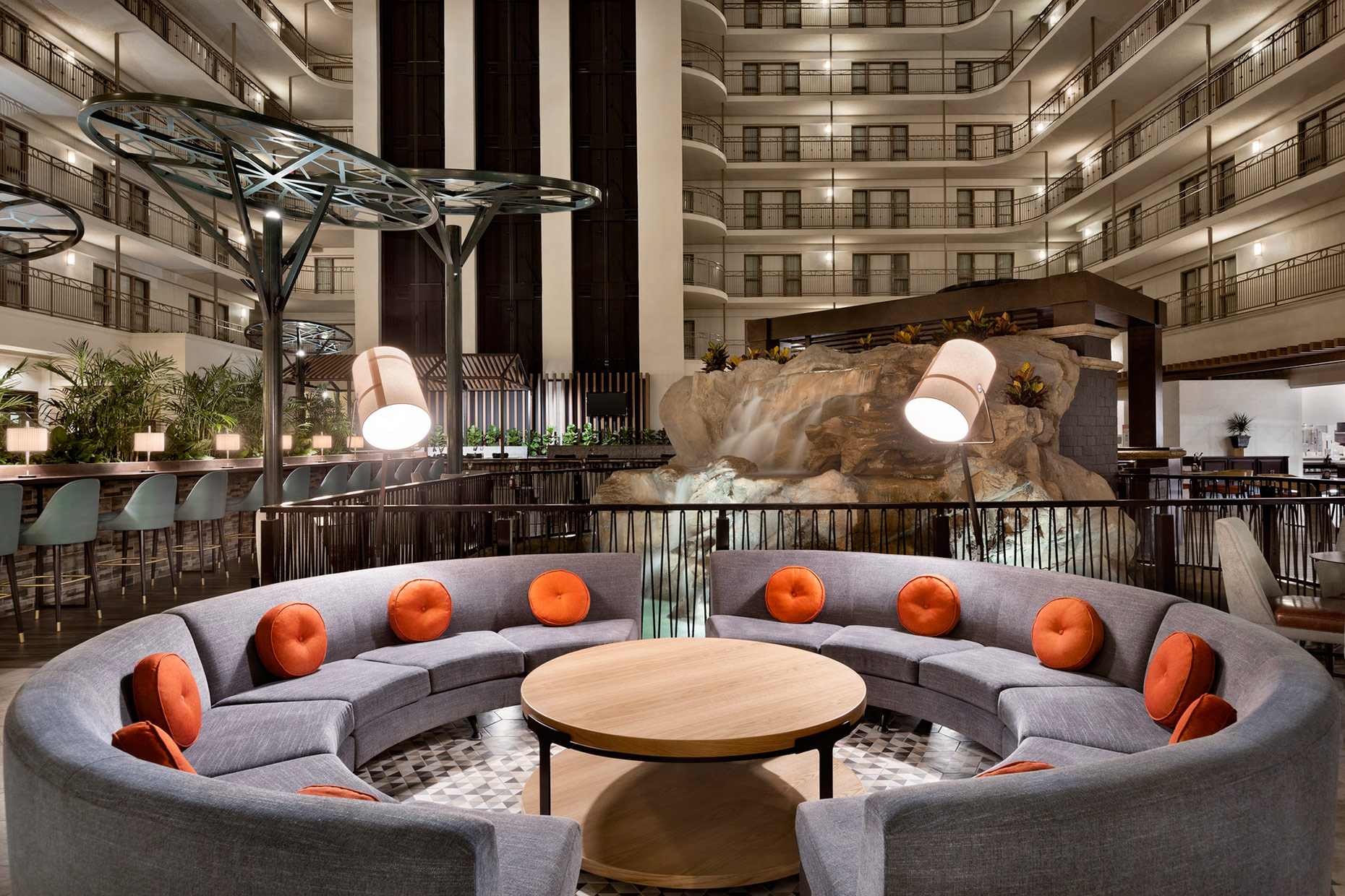 Tom DiMatteo Hotel and Architectural Photographer Austin Texas